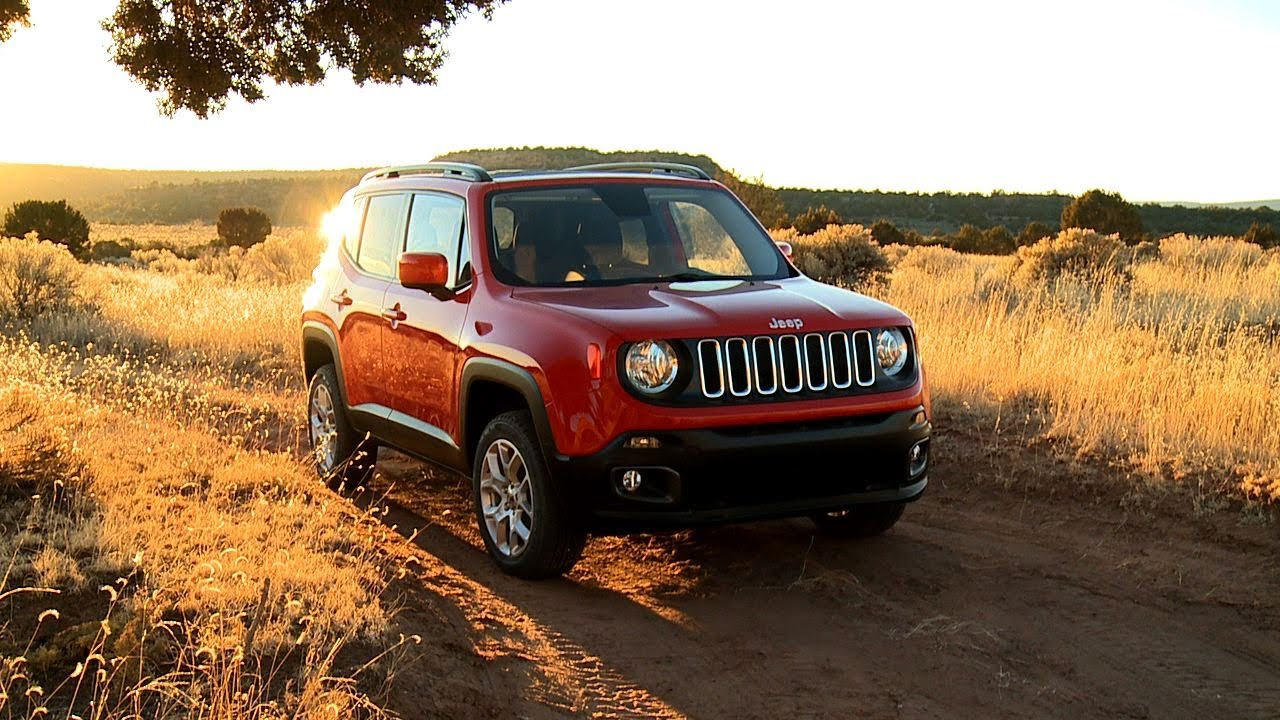 2015 jeep renegade car review video. Black Bedroom Furniture Sets. Home Design Ideas