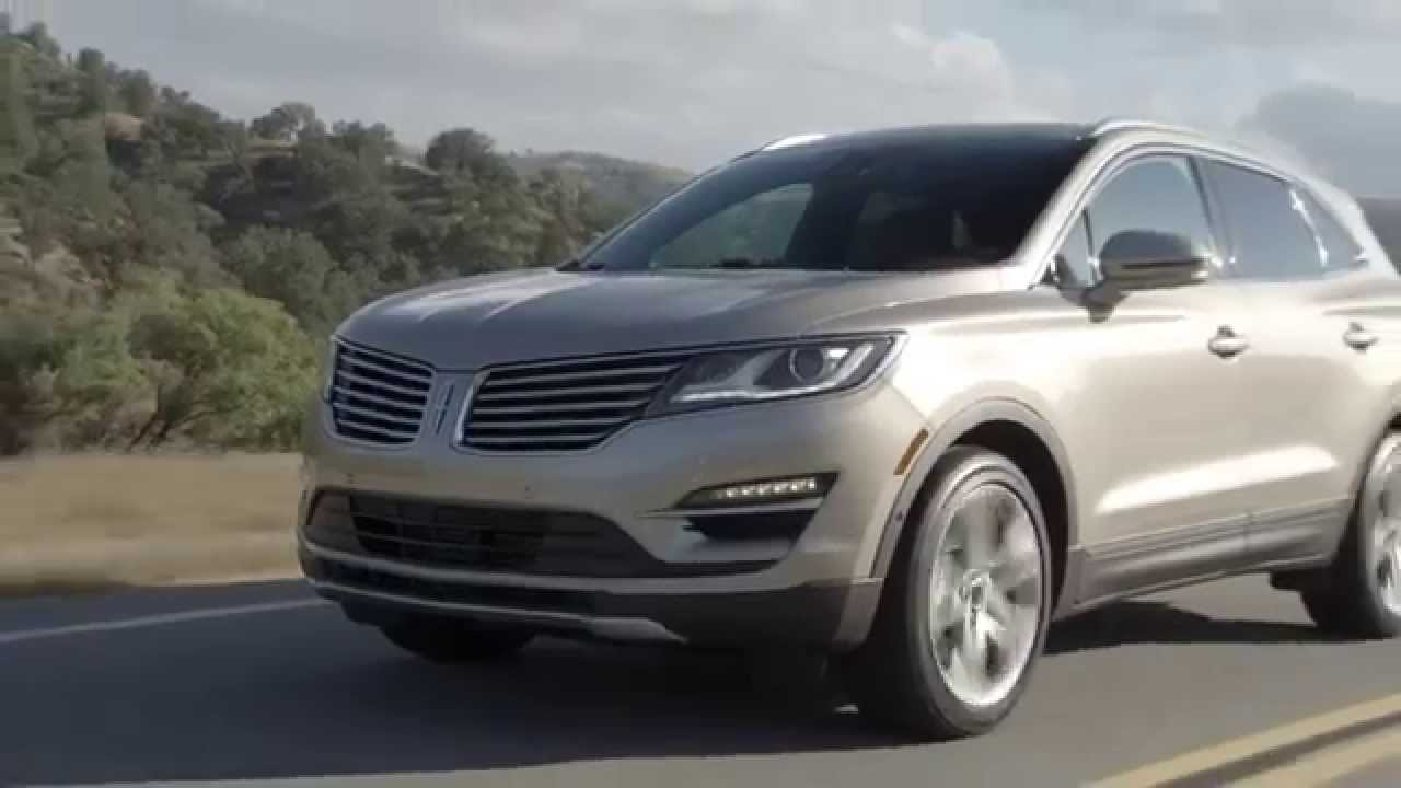 2015 Lincoln MKC Car Review Video