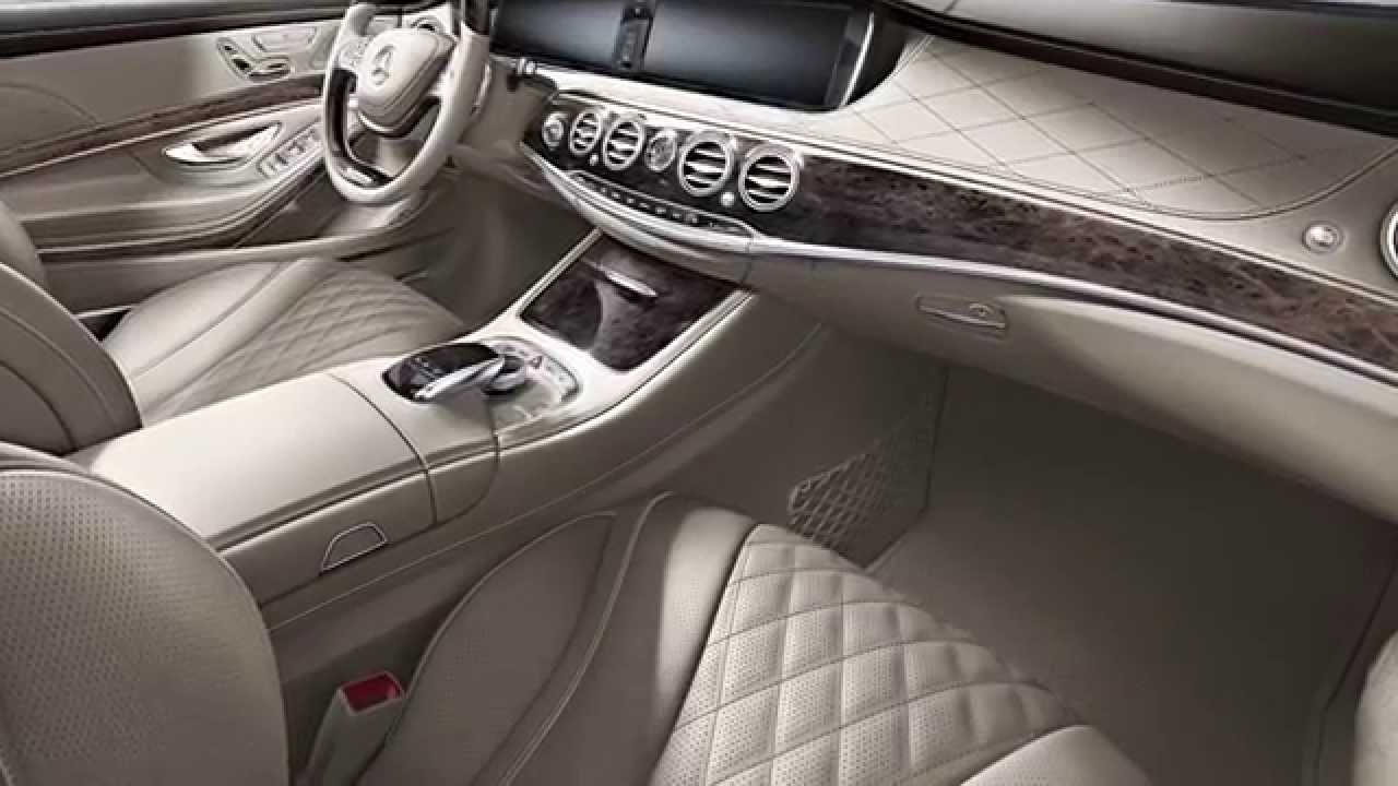 2015 Mercedes-Benz S-CLASS Car Review Video
