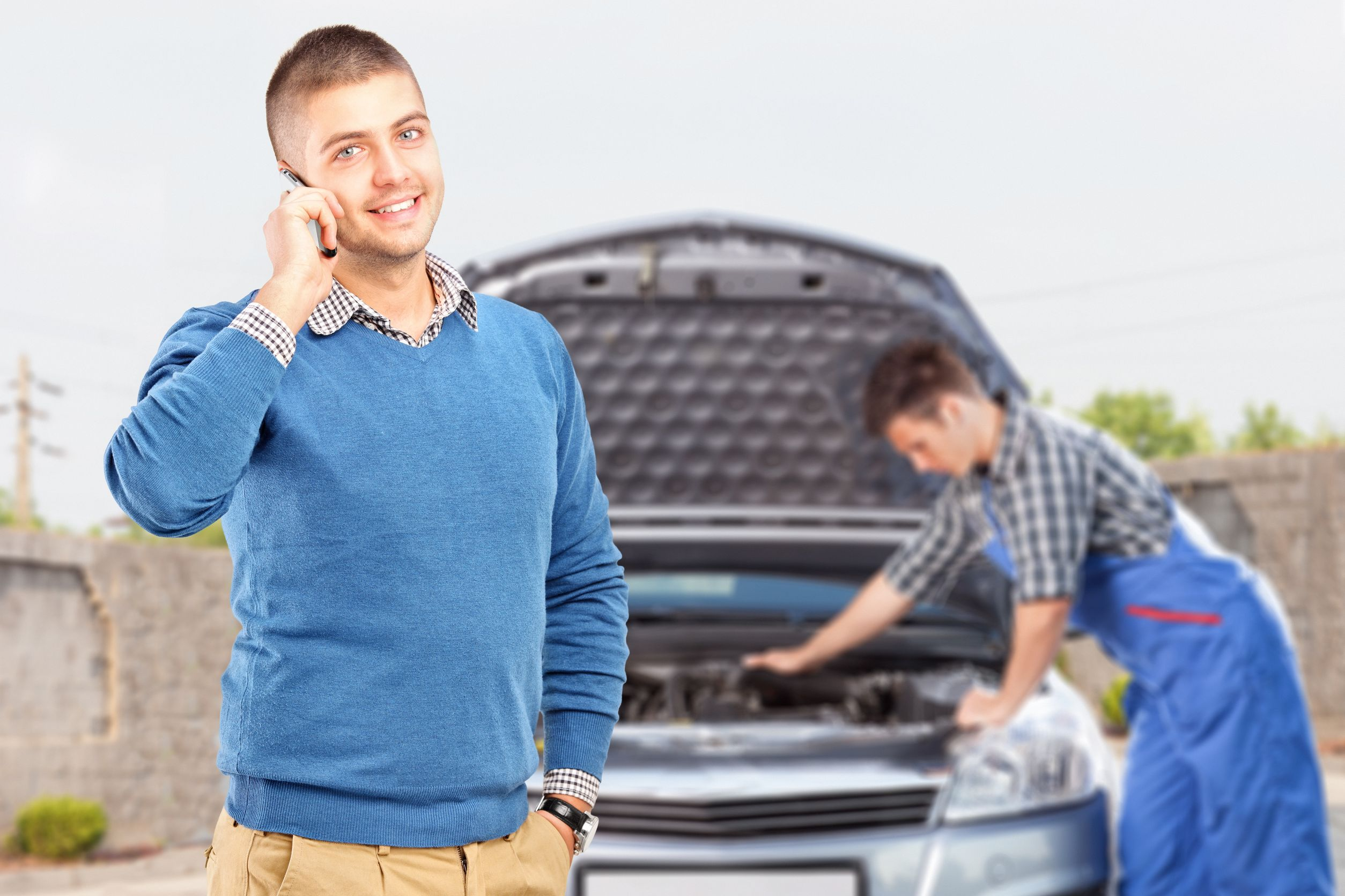 Mobile Mechanic Hillsborough County Florida 813-343-4154