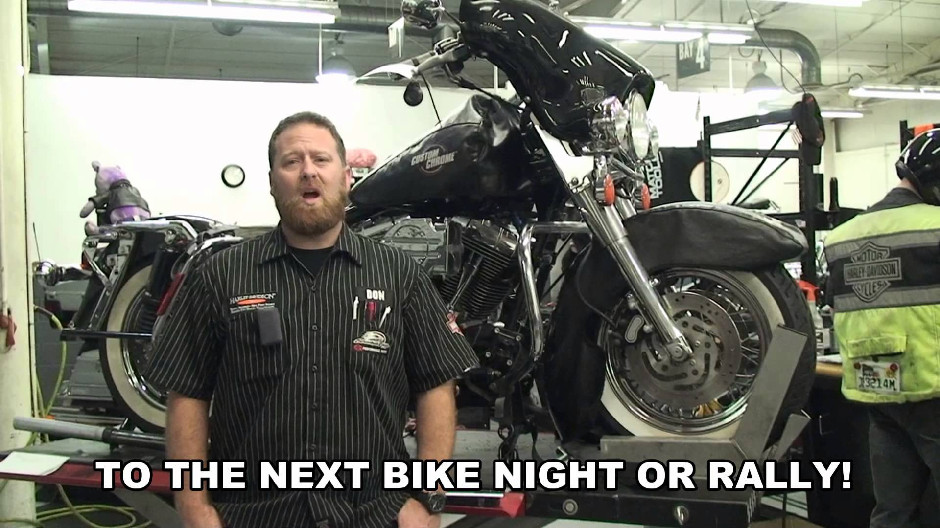 Harley Davidson – Pre Ride Inspection – New Port Richey, FL