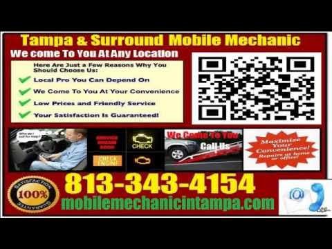Mobile Mechanic Wesley Chapel FL Auto Repair
